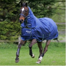 Bucas Smartex Combi Neck Medium Turnout Rug