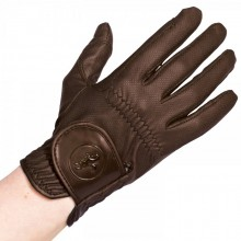 Caldene Competition Riding Glove (Brown)