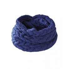 Caldene Navelli Ladies Knitted Hat & Snood (Navy)