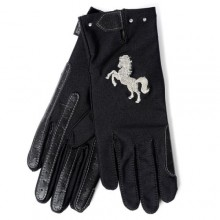 Carrots Born To Ride Riding Gloves (Adults)