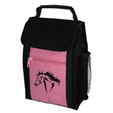 Carrots Pink Horsehead Lunch Bag