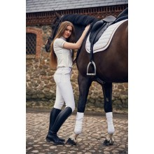 Catago Tailored Full Seat Breeches (White)