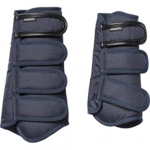 Catago Tailored Dressage Boots (Navy) Set of 4