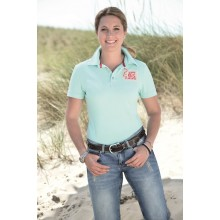 Esperado Berlin Ladies Polo Shirt (Ice Blue)