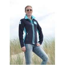 Esperado Ladies Rio Sweat Jacket (Navy/Blue)