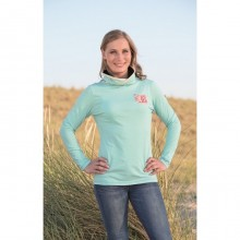 Esperado Berlin Ladies Sweatshirt (Ice Blue)