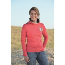 Esperado Berlin Ladies Sweatshirt (Red)