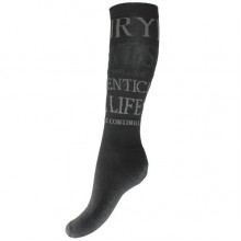 Esperado Luxury Socks (Anthracite Melange)