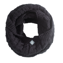 Euro-Star Bibi Loop Scarf (Black)