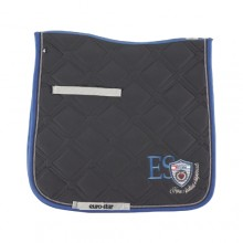 Euro-Star Excellent GP/Jumping Saddle Pad (Black)