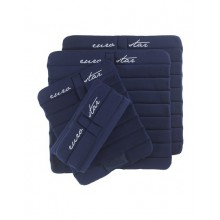 Euro-Star Leg Wraps (Navy)