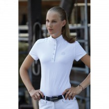 Euro-Star Hannah Competition Shirt (White)