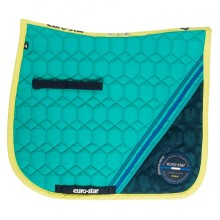 Euro-Star Athletics GP/Jumping Saddle Pad (Aqua)