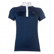 Euro-Star Helene Ladies Competition Shirt (Navy)