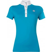 Euro-Star Harper Ladies Competition Shirt (Arctic Blue)