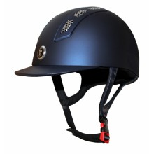 Gatehouse Chelsea Air Flow Pro Riding Helmet (56cm - 63cm) Matt Navy