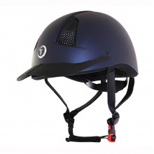 Gatehouse Air Rider Mark II Riding Helmet (Matt Navy)