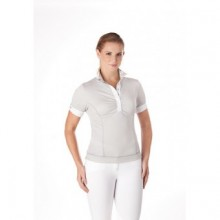 Gersemi White Button Functional Top (Zinc)