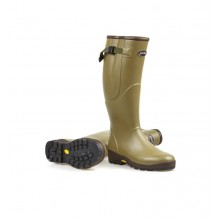 Gumleaf Invicta Vibram Side-Vent Wellington