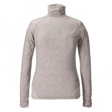 Harry Hall Vellow Ladies Long Sleeve Top (Grey)