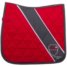 HV Polo Abee GP Saddle Pad (Bright Red)