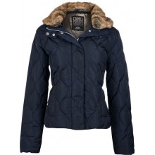 HV Polo Alcona Ladies Quilt Jacket (Navy)
