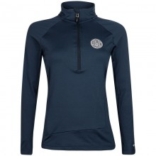 HV Polo Ladies Kersley Thermo Zip Top (Navy)