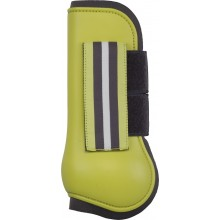 Imperial Riding Impulz Tendon Boot Set (Lime/ Grey)