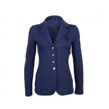 Imperial Riding Starlight Childs Competition Jacket (Navy / Navy Stones)