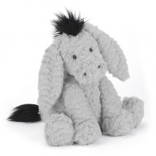 Jellycat Fuddlewuddle Donkey (Medium)