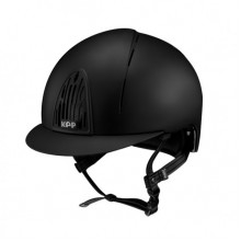 KEP Chromo Smart Riding Helmet (Black)