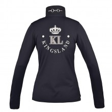 Kingsland Blanche Ladies Polo Shirt (Navy)