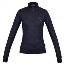 Kingsland Jennifer Technical Training Top (Black)