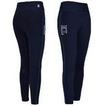 Kingsland Kaitlyn Ladies Knee Grip Leggings (Blue Riviera)