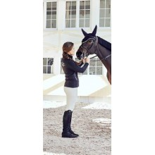 Kingsland Katja Ladies Full Grip Breeches (Beige Moon Beam)