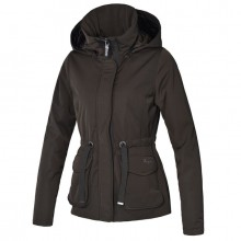 Kingsland Ashburton Ladies Insulated Jacket (Black Olive)