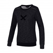 Kingsland Hauraki Ladies Sweater (Charcoal Melange)