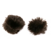 LeMieux Lambskin Earplugs (Brown)