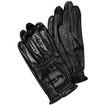 Mark Todd Child Leather/Riding Show Gloves (Black)