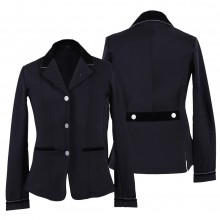 QHP Lily Ladies Competition Jacket (Black)