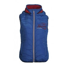 Schockemohle Sports Ladies Pamina Quilted Gilet (Glacial Blue)