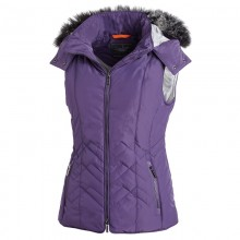 Schockemohle Sports Madeleine Chrome Ladies Gilet (Lilac)