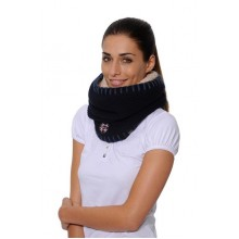 Spooks Maya Loop Scarf (Navy)