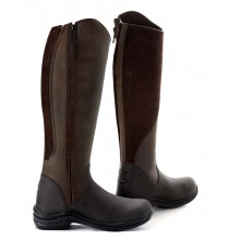 Toggi Quartz Long Leather Riding Boot (Bitter Chocolate)