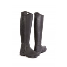 Toggi Quest Long Leather Riding Boot (Black)